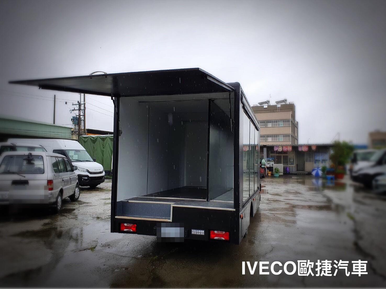 IVECO漢堡餐車