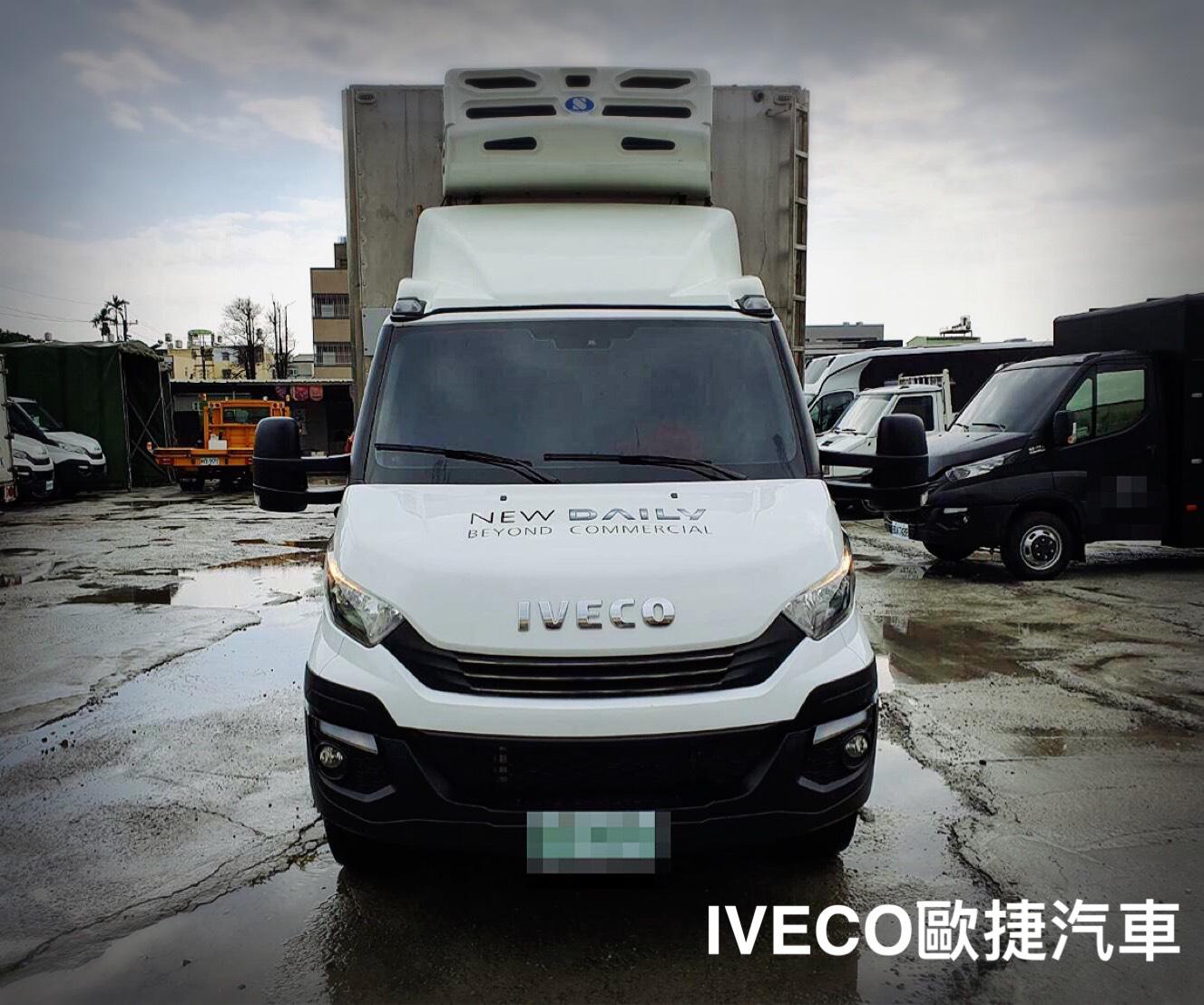 IVECO 鋁合金貨車廂車體改裝