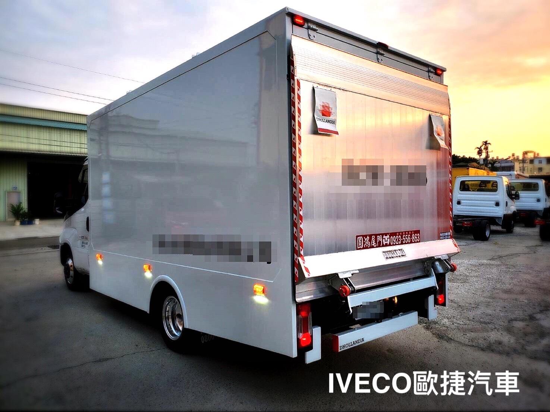 IVECO貨車印刷品載滿滿